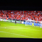 Fußball Champions-League Elfmeter Schießen