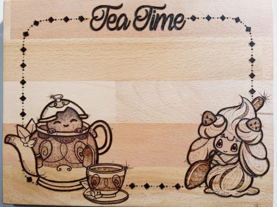 Pokemon Tea Time