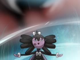 """Artwork zu meiner Pokemon """"Geschichte"""""""