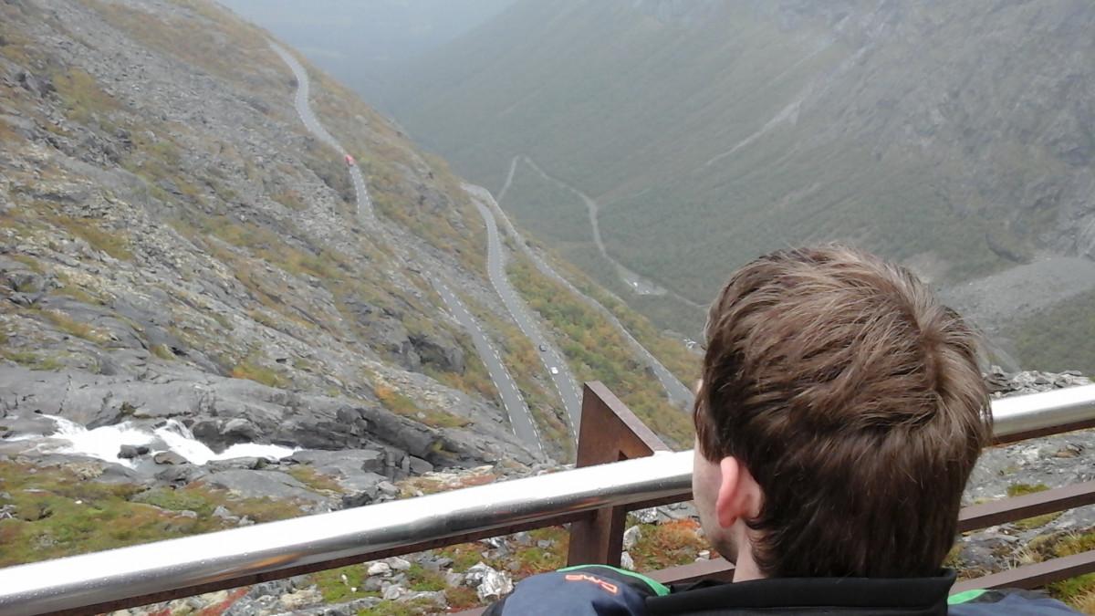 Trollstiege - die gefährlichen Strasse Norwegens