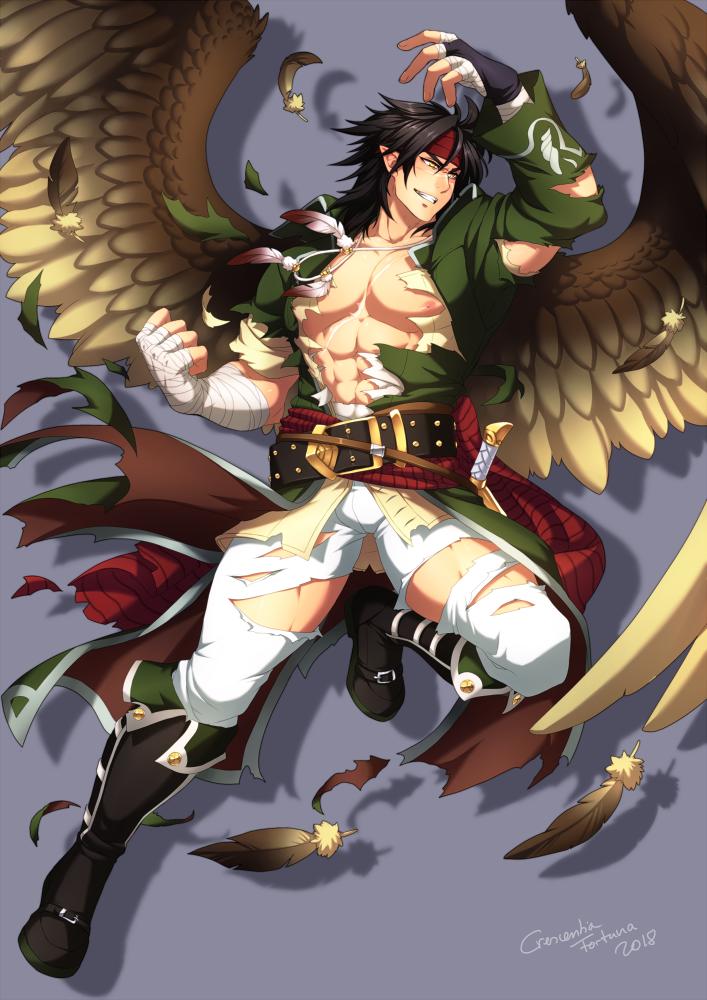 The beefy Hawk we need