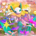 New Pokémon Snap - Winke Winke!