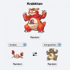 Krabby + Kangama =  ähm...???