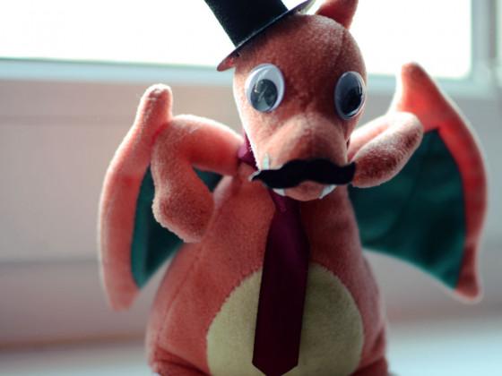 Moustache~