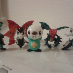 Meine PokéDay 2013 Figuren