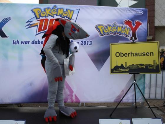 Der Beweis das ich in in Oberhausen war