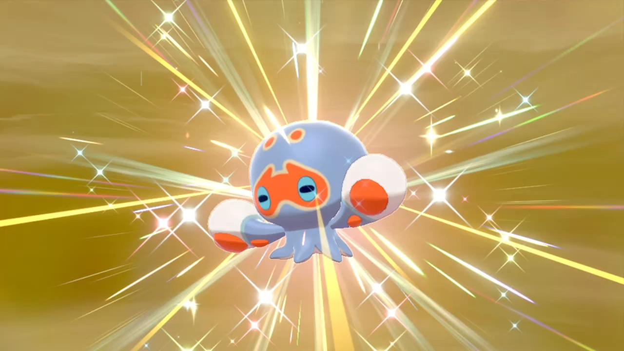 Shiny Klopptopus!