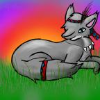 Wolf oder so :3