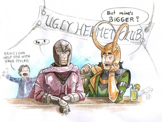Ugly Helmet Club