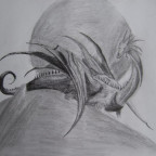Meine Zeichnung is Back. x3