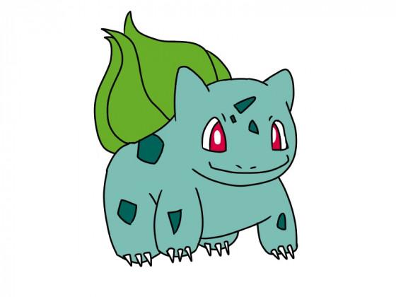 Daily Pokémon 1 - Bisasam
