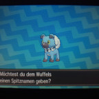 Shiny Wuffels #1