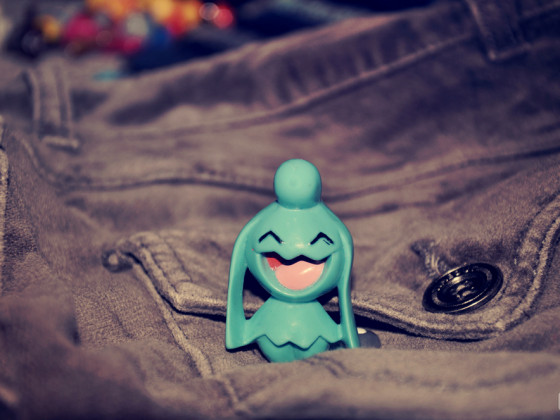 """""""Pocket"""" Monster"""