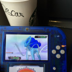 Shiny Suicune! <3