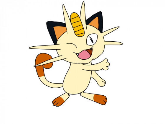 Daily Pokémon 52 - Mauzi