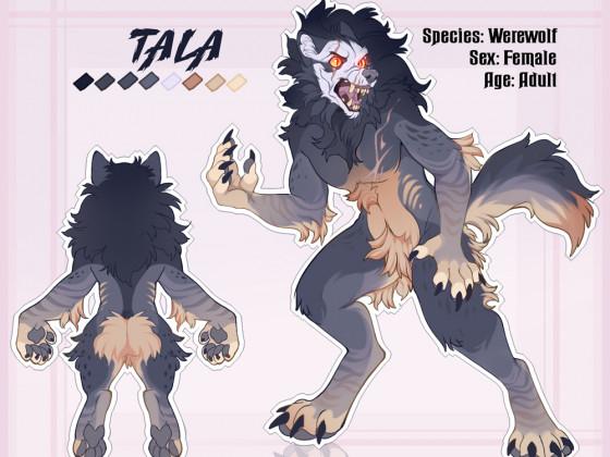 Tala ~ Reference Sheet