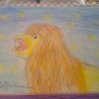 Löwe selbstgemacht