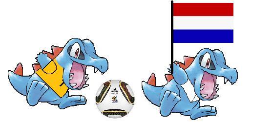 Fussballverrückte Pokémon