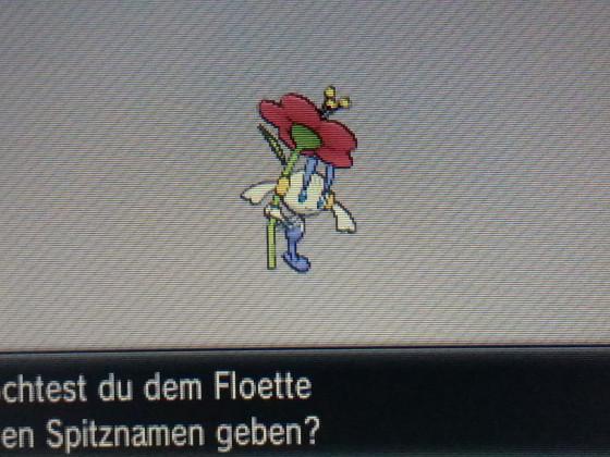 Shiny Floette