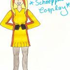Mein Schneppke-Cosplay
