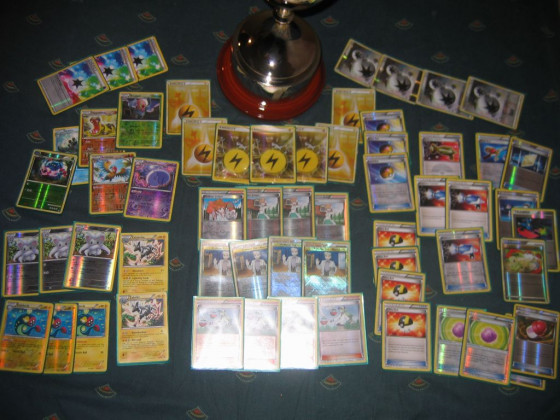 Professor Cup 2012 Deck