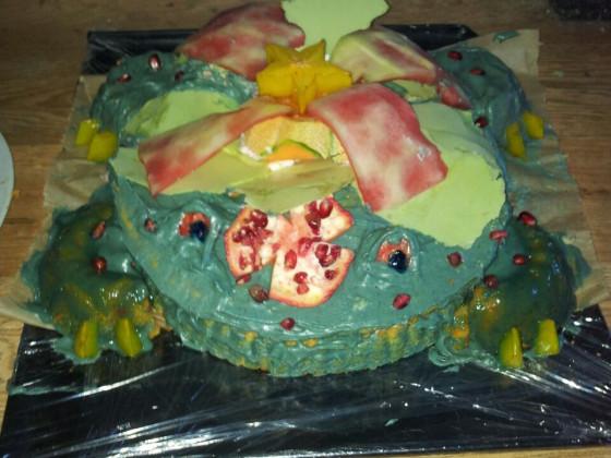 Mega Bisaflorte (Bisaflor-Torte. Höhö.)