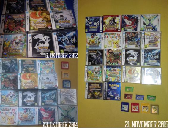 Meine Sammlung wird grösser!