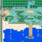 Praktische Strandroute