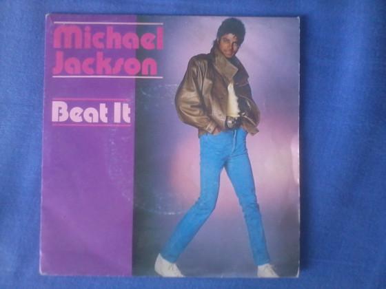 Michael Jackson Schallplatte