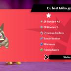 SHINY MILZA!
