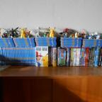 Pokémon DVD Sammlung
