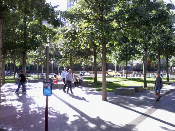 WTC Park