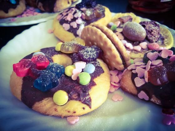 Selfmade Doughnuts