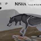 Nisha ~ Reference Sheet