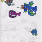 Kleine Zeichnungen