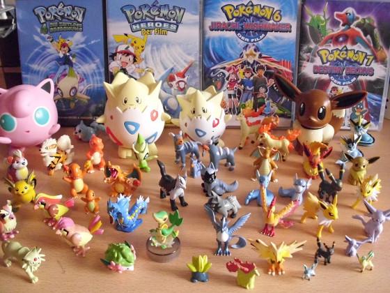 Pokemon Figuren Teil 2