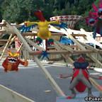 Die Brücke wurde vollendet!