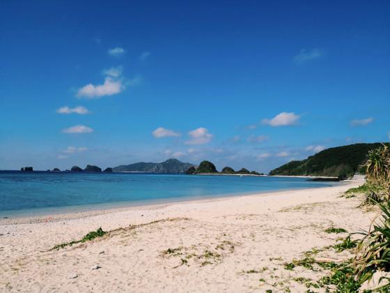 Zamami Islands Ama Beach