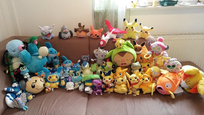 Meine komplette Sammlung <3