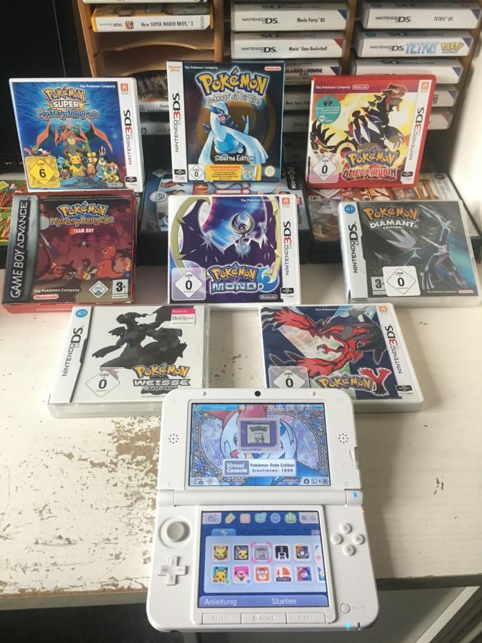 Wieder eine Box mehr für meine Sammlung :)