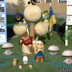 Pilze unter Pilzen...
