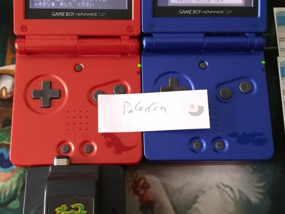 Event Beeren Verteilung Pokemon Rubin E-Reader Card