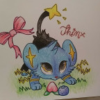Female Shinx