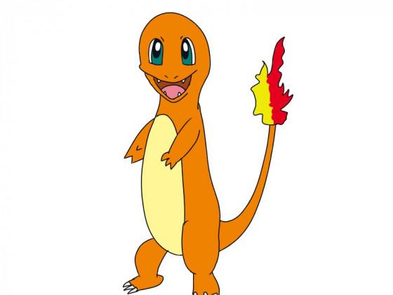Daily Pokémon 4 - Glumanda