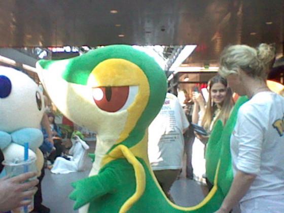 Pokemon Day Bilder Berlin 3 September 2011
