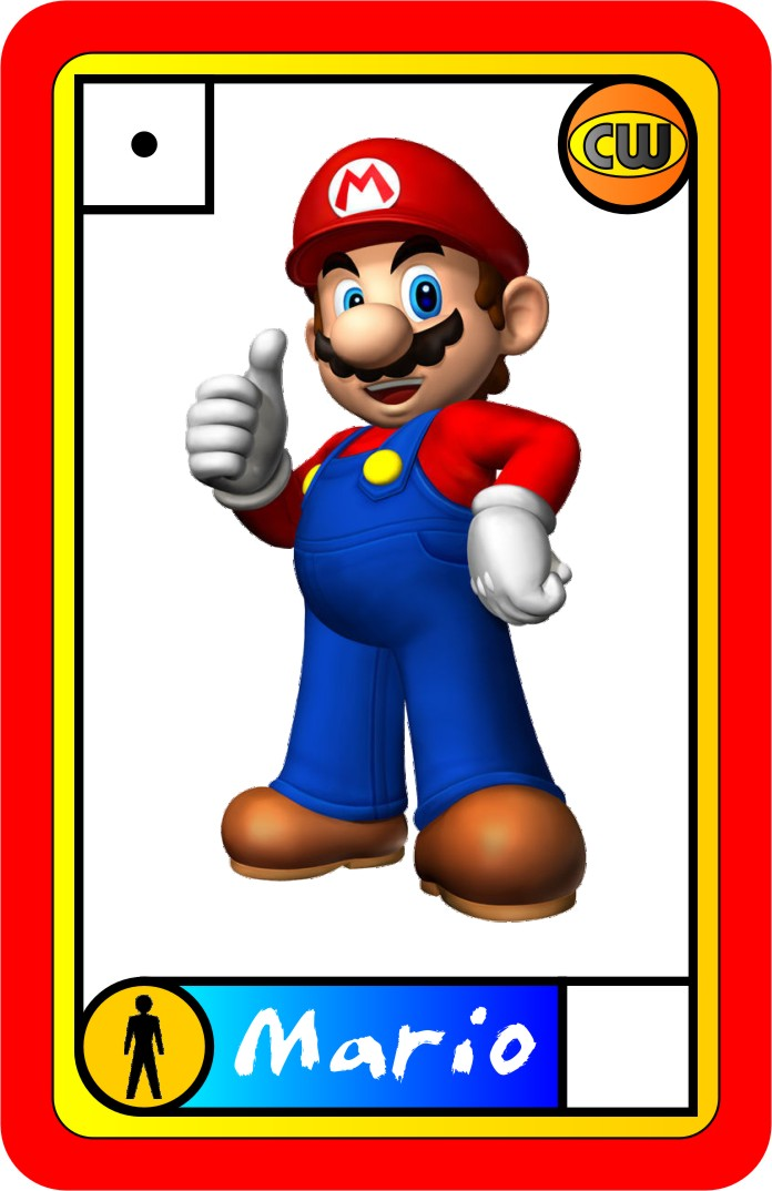 Mario Hauptfigur
