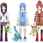 Puella Magi als Pokémon Trainer