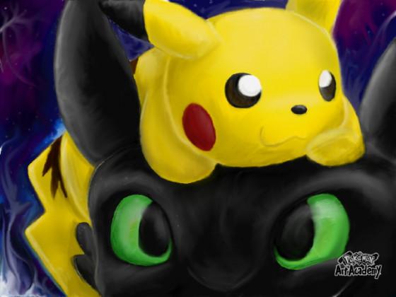 pikachu und ohnezahn