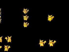 Die Entwicklung von Pikachu