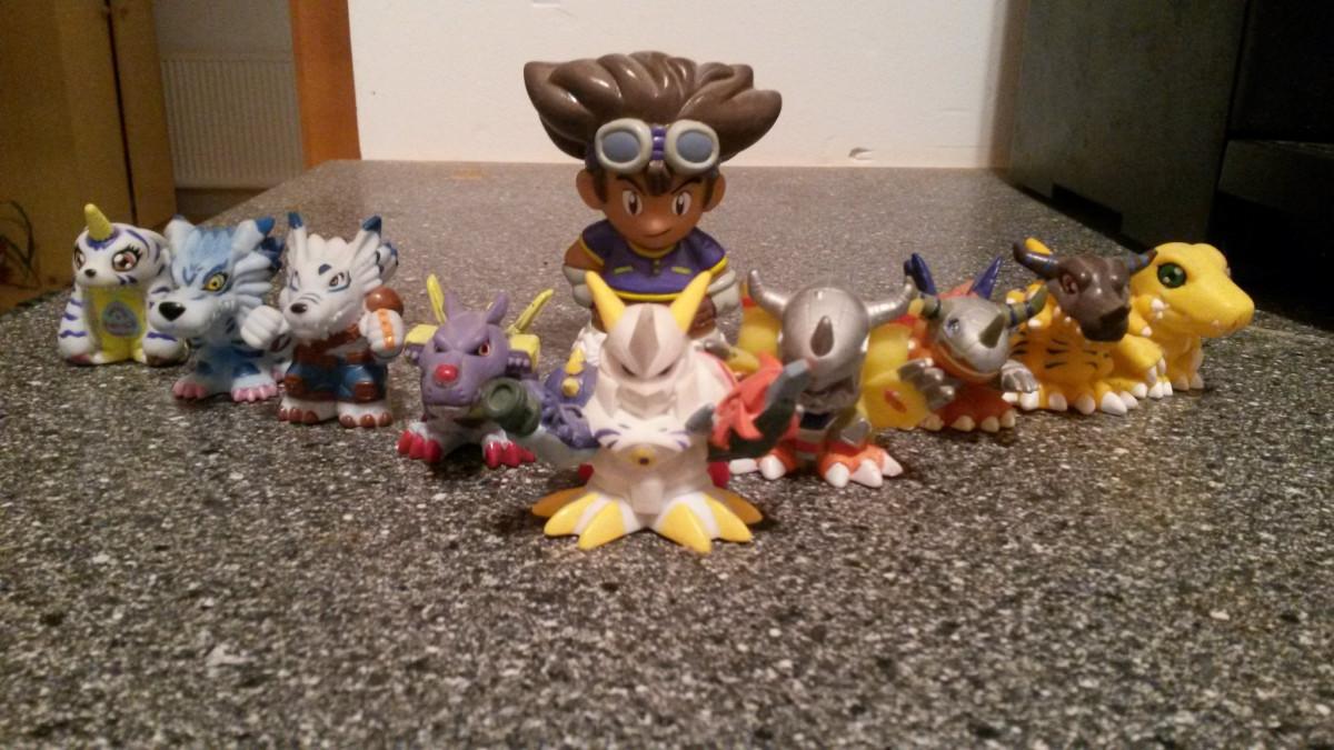 Auf in den Kampf (Digimon)
